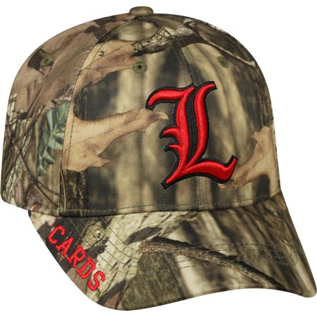NCAA Men's Louisville Cardinals Mossy Cap