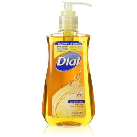 Dial Professional Hand Soap Original Gold 7 5 Fl Oz