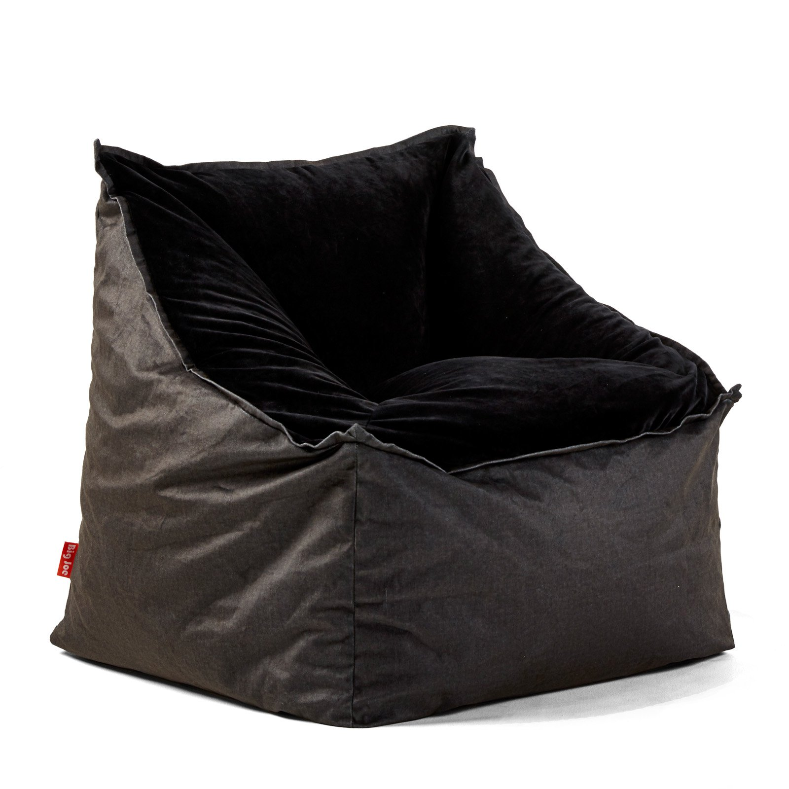 Amazing Big Joe Lux Slalom Bean Bag Chair Walmart Com Ibusinesslaw Wood Chair Design Ideas Ibusinesslaworg