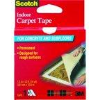 Duck Brand 1 88 Quot X 75 Carpet Tape 3 Quot Core Walmart Com