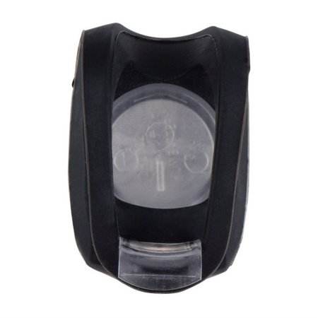 HC-TOP LED Bicycle Bike Cycling Silicone Head Front Rear Wheel Safety Light Lamp - image 5 of 6