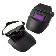 Fdit Pro Solar AUTO Darkening Welding Helmet Tig Mask Grinding Welder Protective Gear, Capacitive Touch,Fit for Raspberry Pi