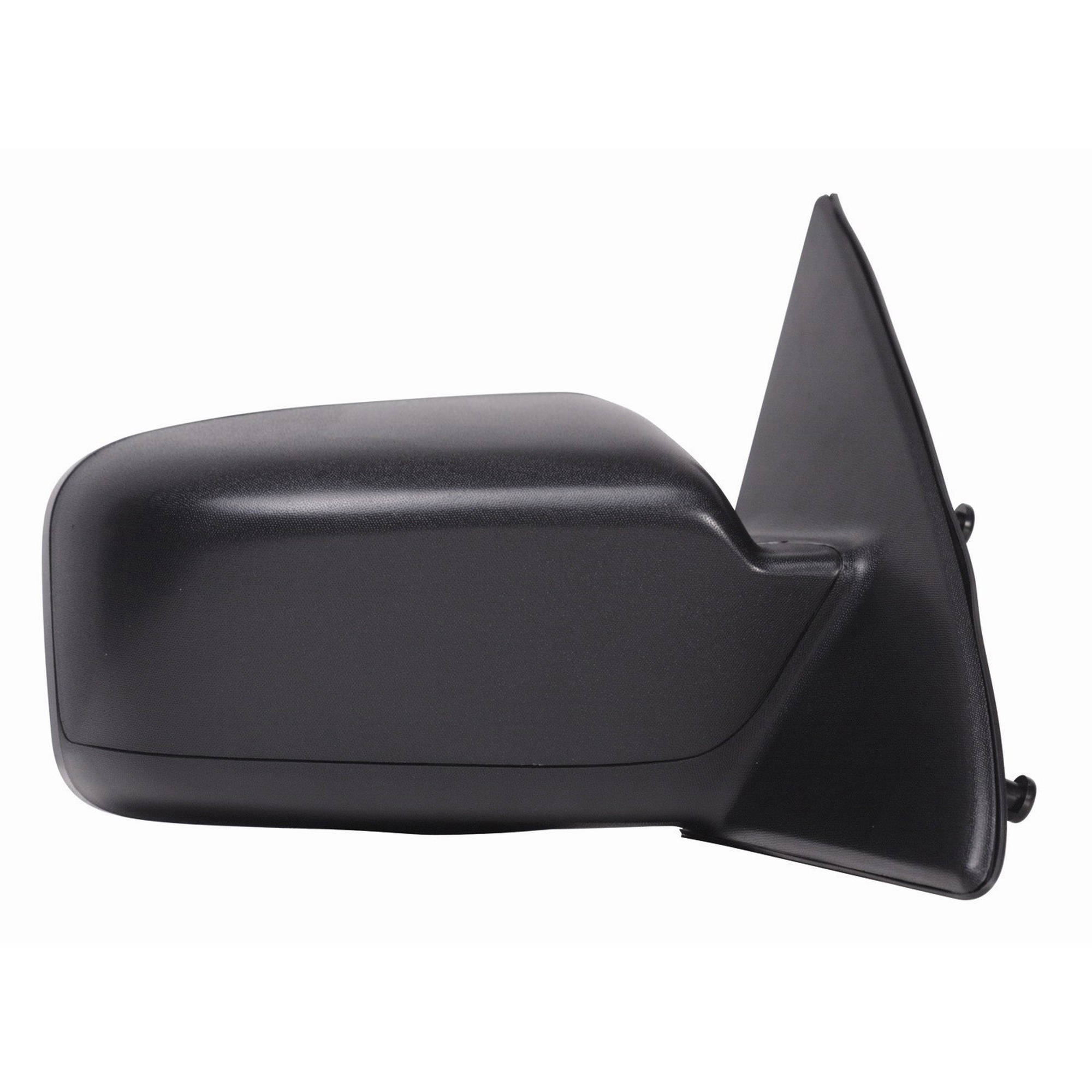 61603F - Fit System 06-12 Ford Fusion, Mercury Milan, foldaway OEM Style Replacement Mirror, Passenger Side - check description for fitment
