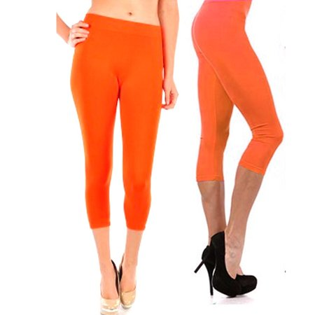 cctx  women capri leggings seamless one size stretch