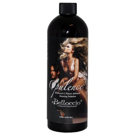 Pint 16oz Belloccio OPULENCE Premium Best DHA Sunless Spray Tan Tanning