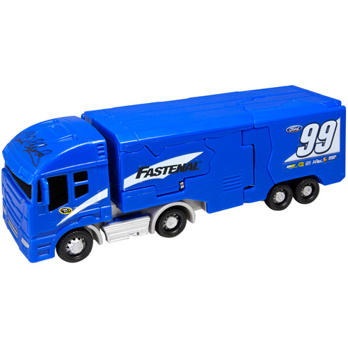 Nascar Bashers Super Bash Truck #99 Carl Edwards Fastenal Smash Up Vehicle