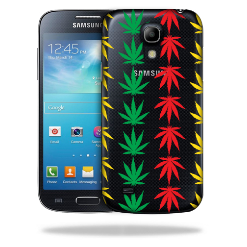 MightySkins Snap-On Protective Hard Case Cover for Samsung Galaxy S4 Mini Mary Jane