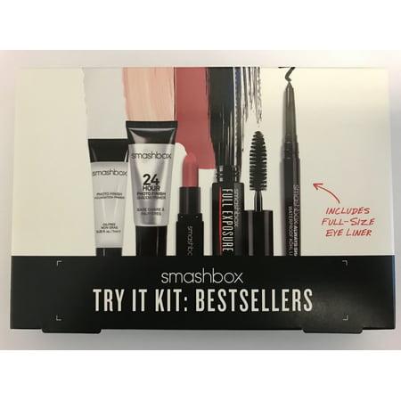 Smashbox Try It Kit:Bestsellers 2017 (White Halloween Makeup Ideas)