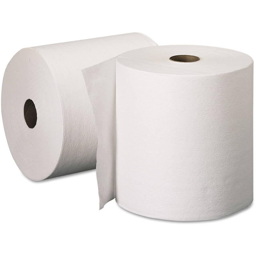 Kimberly-Clark Professional Kleenex White Hard Towels, 6 ct