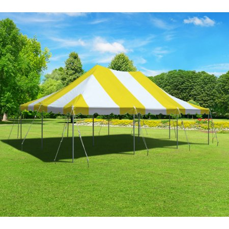 Party Tents Direct 20x30 Outdoor Wedding Canopy Event Pole