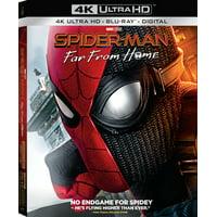 Spider-Man: Far From Home (4K UHD + Blu Ray + Digital Copy)