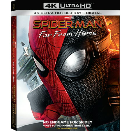 Spider-Man: Far From Home (4K UHD + Blu Ray + Digital