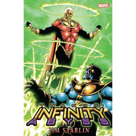 Thanos: Infinity Abyss by