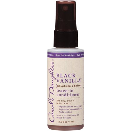 (2 Pack) Carol's Daughter Black Vanilla Leave In Conditioner, 2