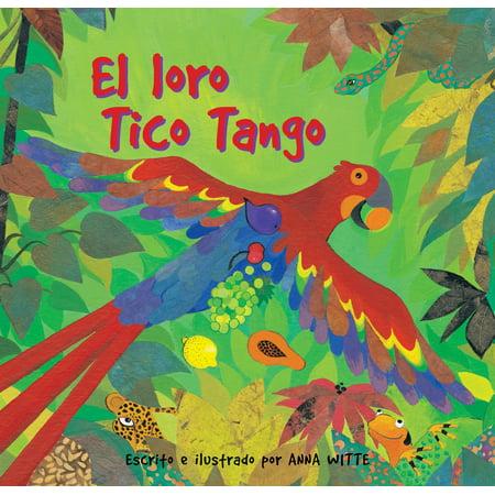 Tangoes Jr (El Loro Tico Tango)