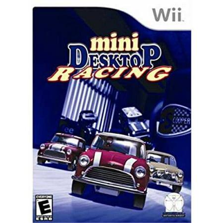 Mini Desktop Racing (Wii)