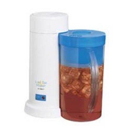 Mr Coffee 2qt Iced Tea Maker Blue Walmart Com