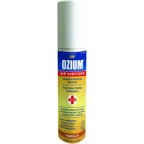 Kraco Ozium Air Sanitizer - 0.8 Ounce (Set of 6)