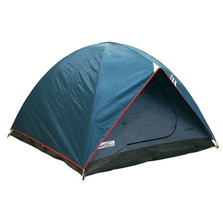 NTK Cherokee GT 8 to 9 Person 10 by 12 Foot Sport Camping Dome Tent 100% Waterproof 2500mm 3 Seasons - 12 Foot