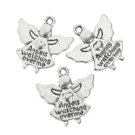 Angels Watching Over Me Charms](Angels Watching Over Me)