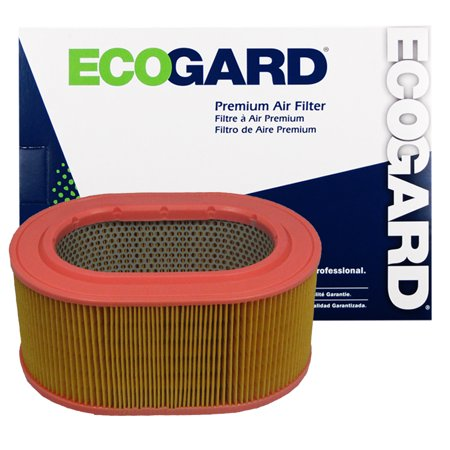 ECOGARD XA4763 Premium Engine Air Filter Fits Volvo 242, 244, -