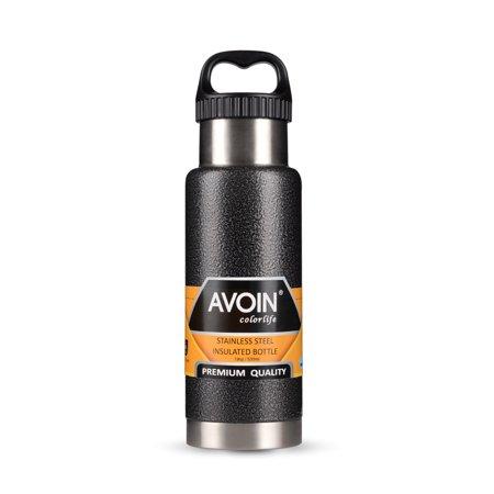 Avoin Colorlife 19 Oz Stainless Steel Water Bottle Fast