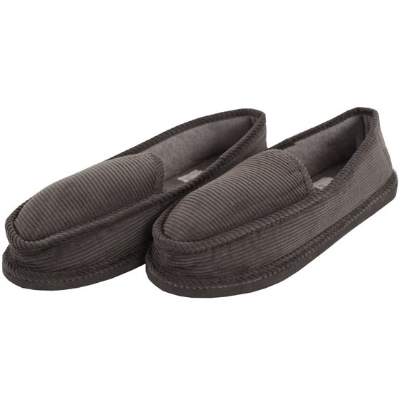 074c1dab3d9d9 Bright Men's Corduroy House Slippers