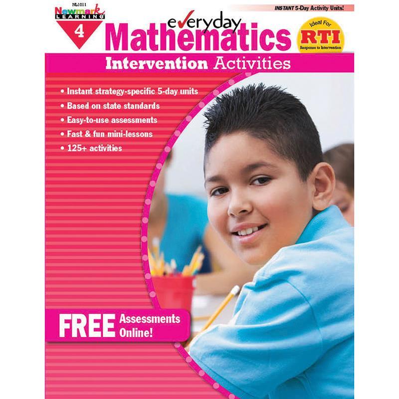 Mathematics Intervention Activities Grade 4
