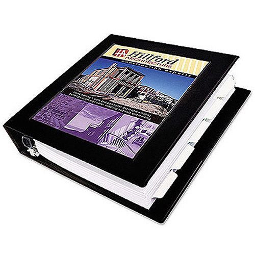 "Avery Framed View Binder with One-Touch Locking EZD Rings, 2"" Capacity"
