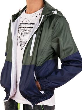 699098295c6 Product Image LELINTA Mens Hooded Waterproof Windbreaker Rain Jacket  Comfortable Men Leisure Outwear(L-3XL to