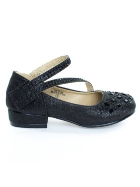 5cf9d8f8525fd8 Bella Marie All Girls Shoes - Walmart.com