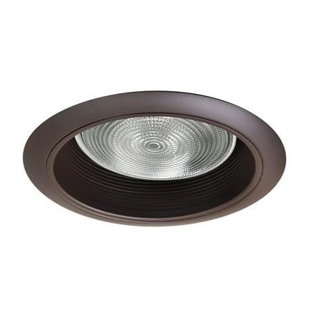 Nicor Lighting 6 Inch Recessed Baffle Trim Oil Rubbed Bronze 17511ob Ob