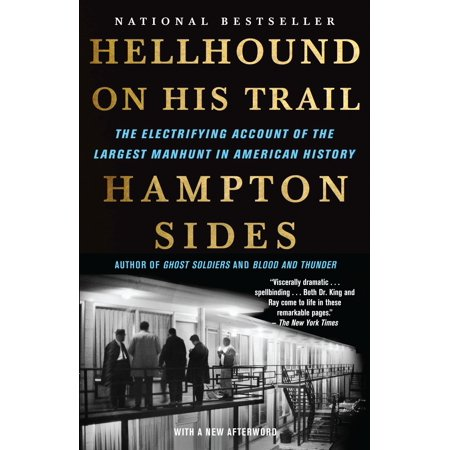 Hellhound On His Trail : The Electrifying Account of the Largest Manhunt In American History](Largest Halloween Store In America)