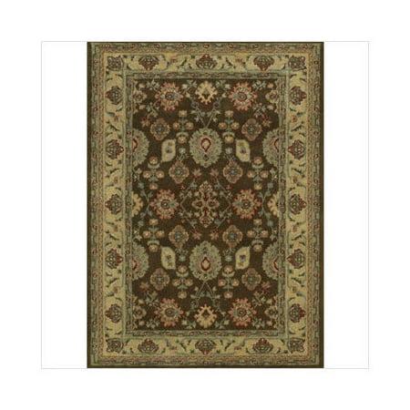 Shaw rugs origins palladian earthern brown oriental rug - Shaw rugs discontinued ...
