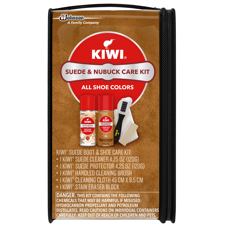 many fashionable cheapest later KIWI Suede Boot & Shoe Care Kit - Walmart.com