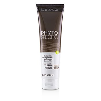 Phyto Specific Deep Repairing Shampoo (Damaged And Brittle Hair) 5.07oz