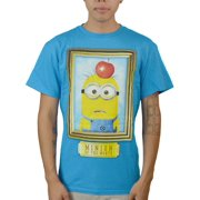 """Despicable Me """"Minion of the Month"""" Blue T-shirt"""