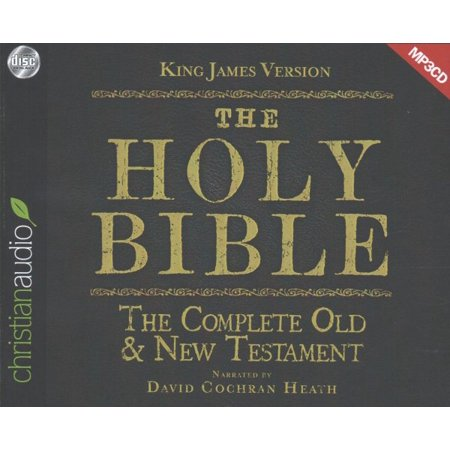 The Holy Bible in Audio - King James Version : The Complete Old & New