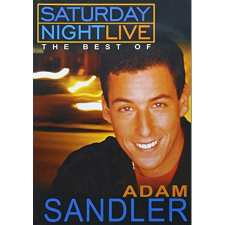 Saturday Night Live Halloween Song (Saturday Night Live: The Best of Adam Sandler)