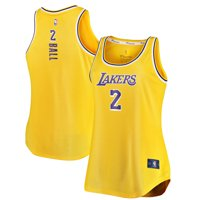 Lonzo Ball Los Angeles Lakers Fanatics Branded Women's Fast Break Tank Jersey - Icon Edition - Gold