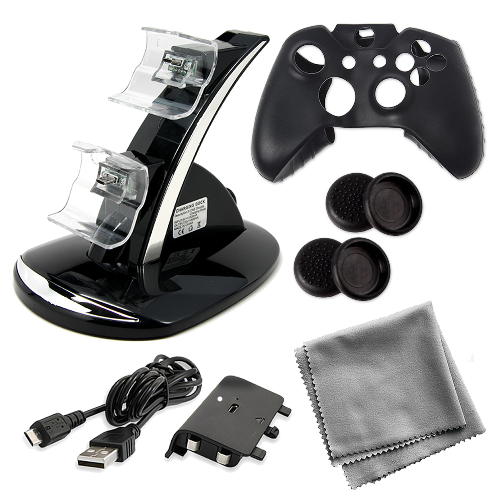 Gamefitz 8 In 1 Kit For Xbox One