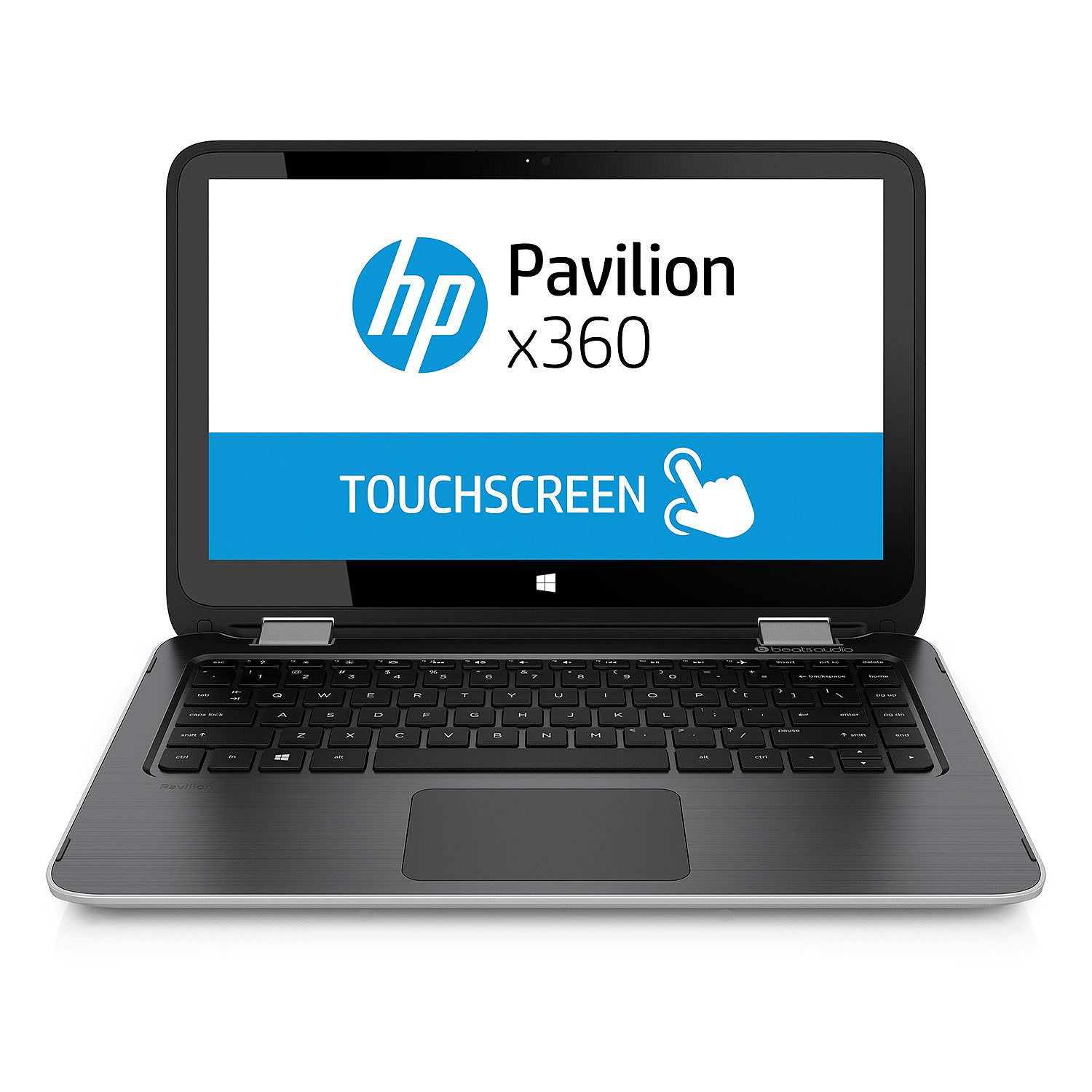 "HP Pavilion 13-a155cl 13.3"" Touch Convertible Laptop Comp..."