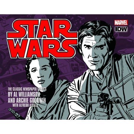 Star Wars: The Classic Newspaper Comics Vol. 2 - The Last Halloween Comic