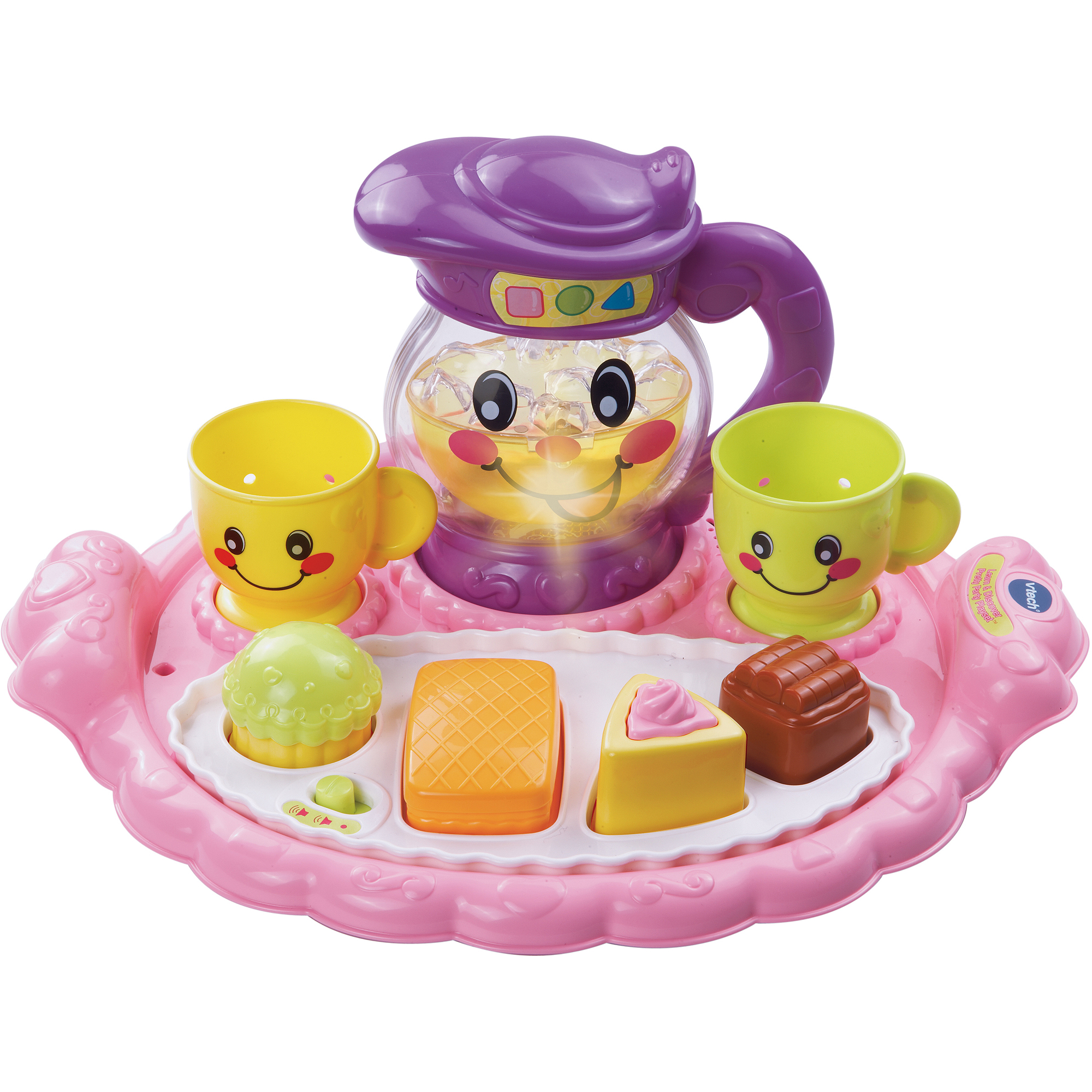 VTech Learn & Discover Pretty Party Play Set