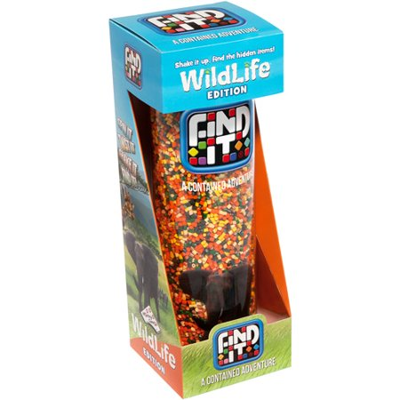 Find It  Wildlife Edition