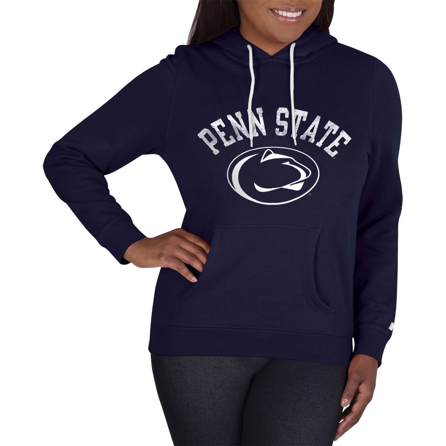 NCAA Penn State Nittany Lions Ladies Classic-Fit Pullover Hood