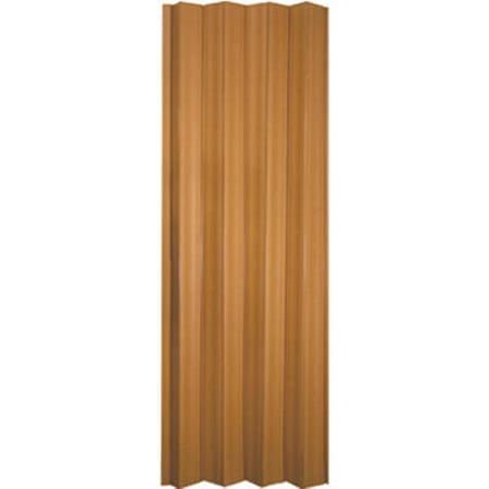 Folding Closet Door, Oak Vinyl, 32-36 x 80-In. ()