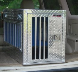 Hunter Series Dog Box Single Compartment with out top sto...