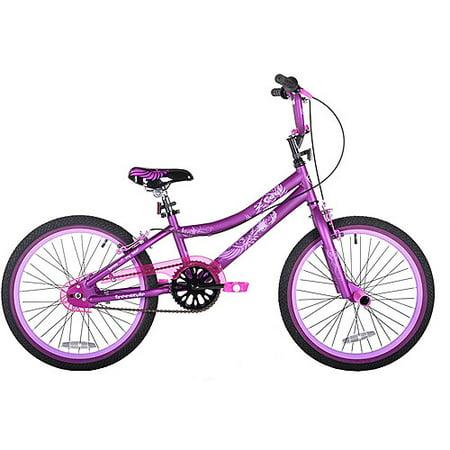 "20"" Kent 2 Cool Girls' BMX Bike, Satin Purple by"