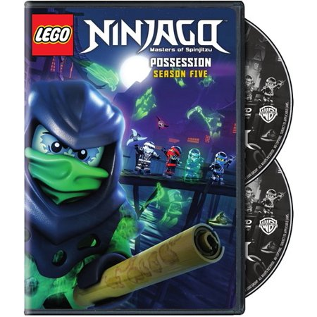 c8fd5439ca9615 Lego Ninjago: Masters of Spinjitzu - Season Five (DVD)